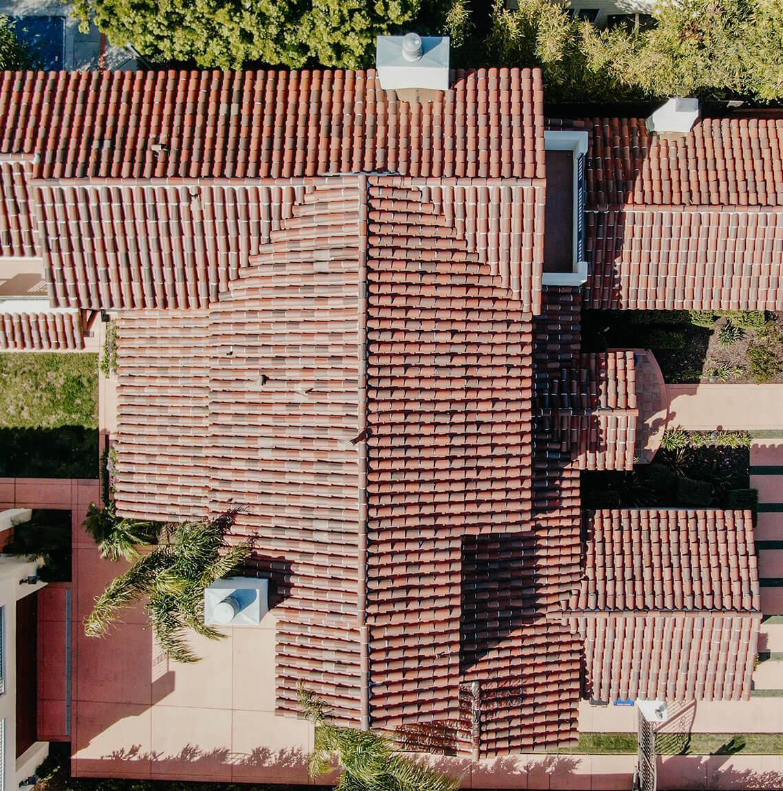 Tile Roofs 2